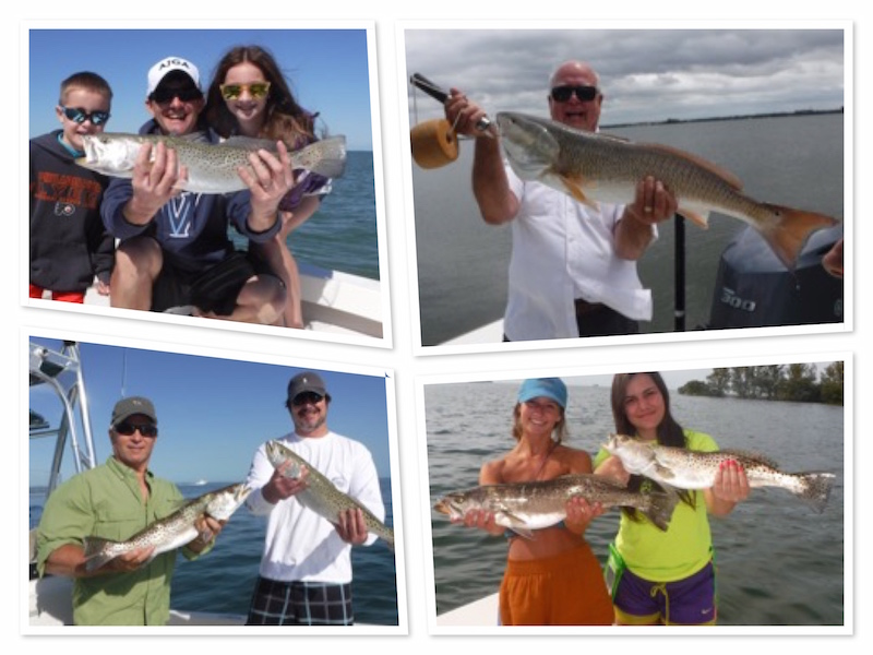 May Charter Fishing Clients