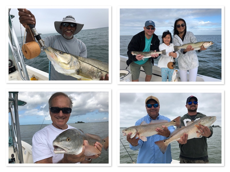 Tampa Fishing Charters for Snook and Redfish