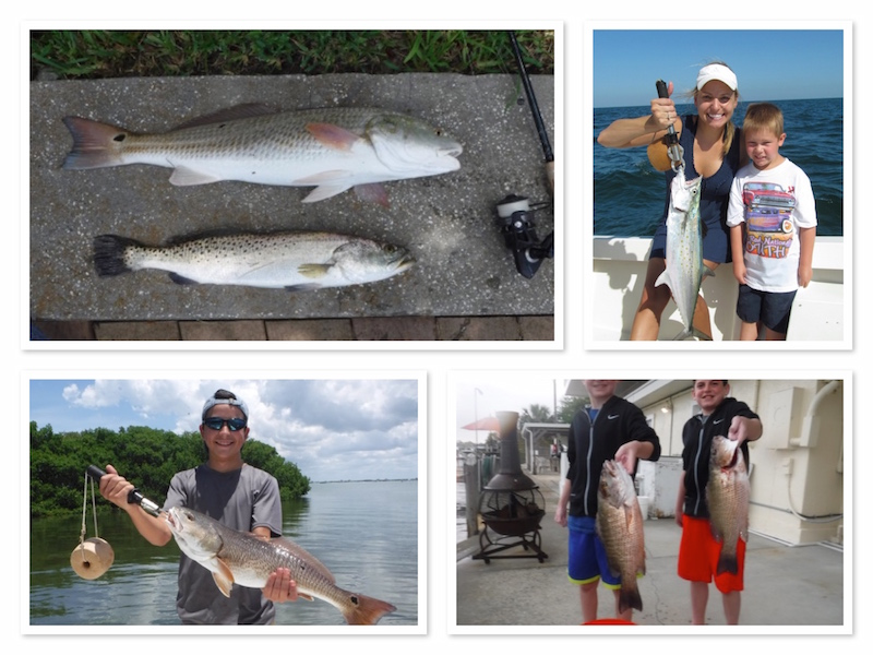 Inshore and Nearshore Fishing Available