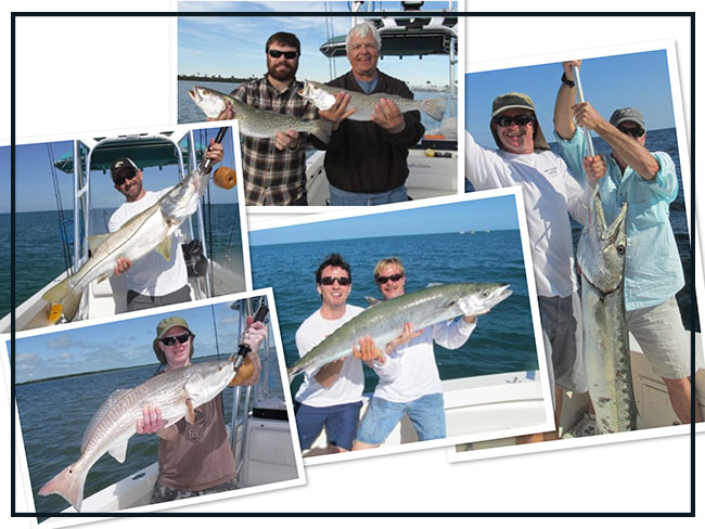 Clearwater FL Fishing Charters