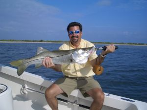 bryan wilson Tampa snook fishing