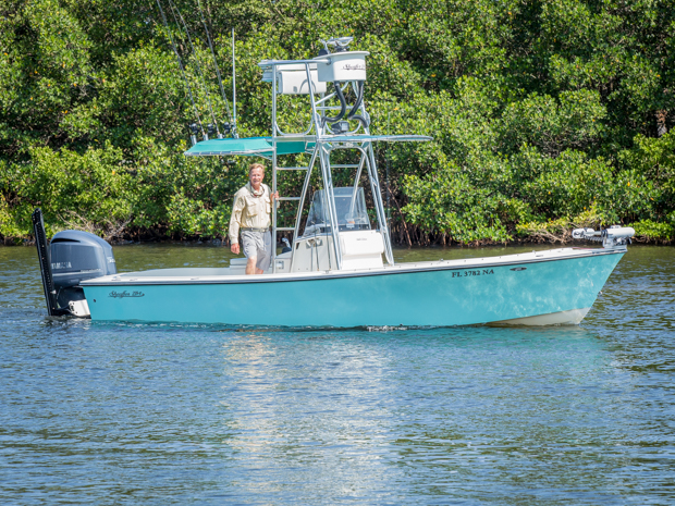 Tampa Fishing Charter Boat