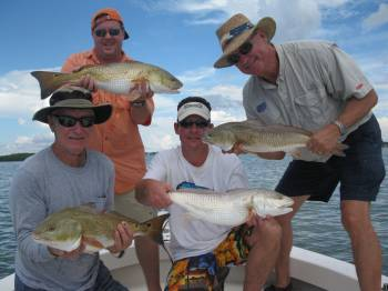driggers group redfish