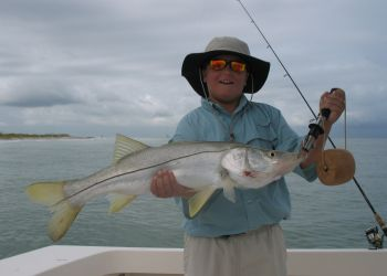 Tampa Swash Channel Snook Fishing